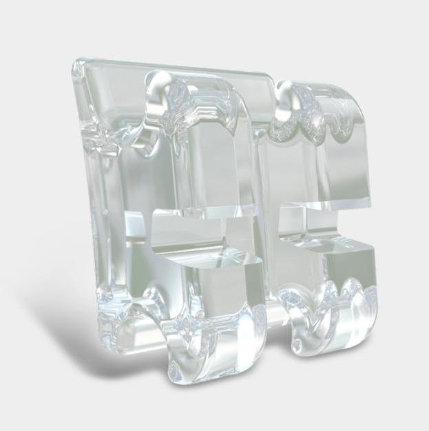 Bracket - Crystal - Radiance Plus