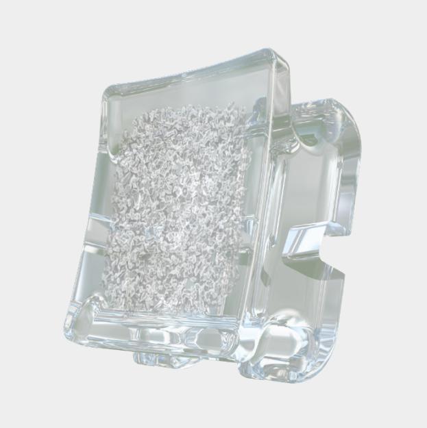 Bracket - Crystal - Radiance - back 01
