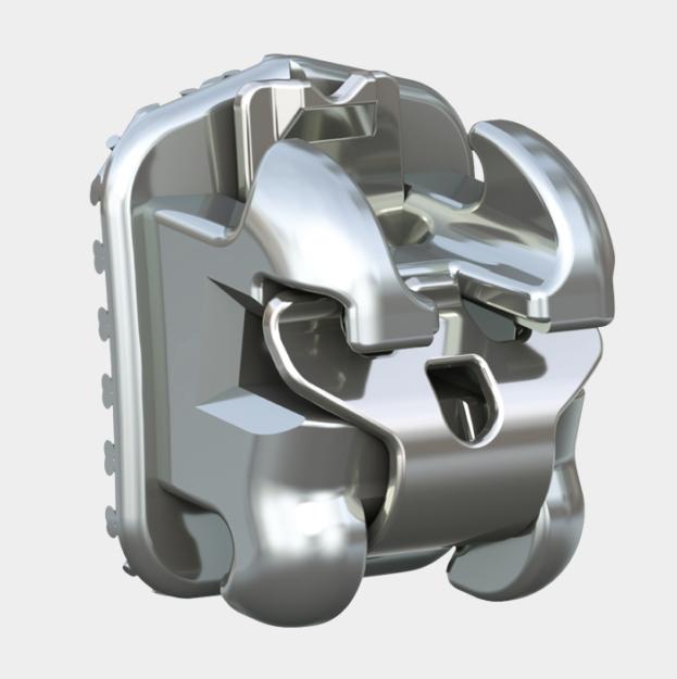 Bracket - Metal - Self ligating